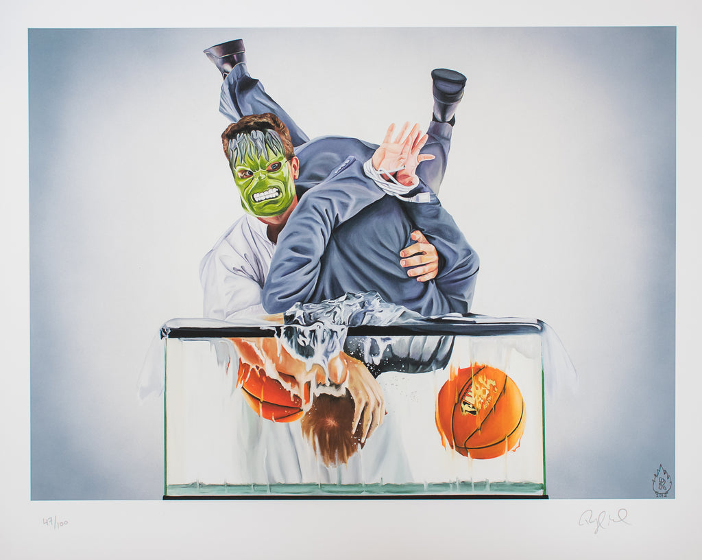 Ryan McCann - Death to Koons