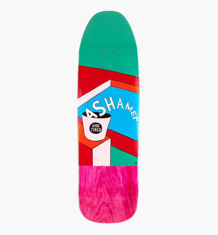 Parra - Ashamed and Tired Skate Deck