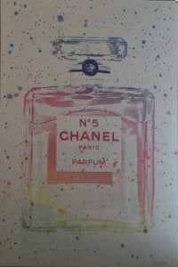 Mr. Clever Art - Chanel Spotted
