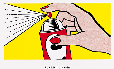 LICHTENSTEIN - SPRAY