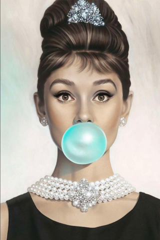 Micheal Moebius- Audrey Bubblegum (small)