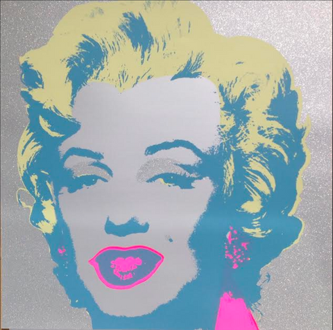 Andy Warhol (Sunday B Morning) - Marilyn Monroe 11.26