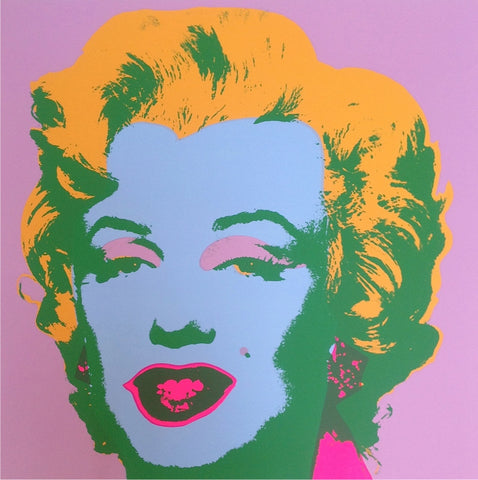Andy Warhol (Sunday B Morning) - Marilyn 11.28