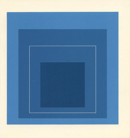 Josef Albers (After) - Untitled (Six Works)