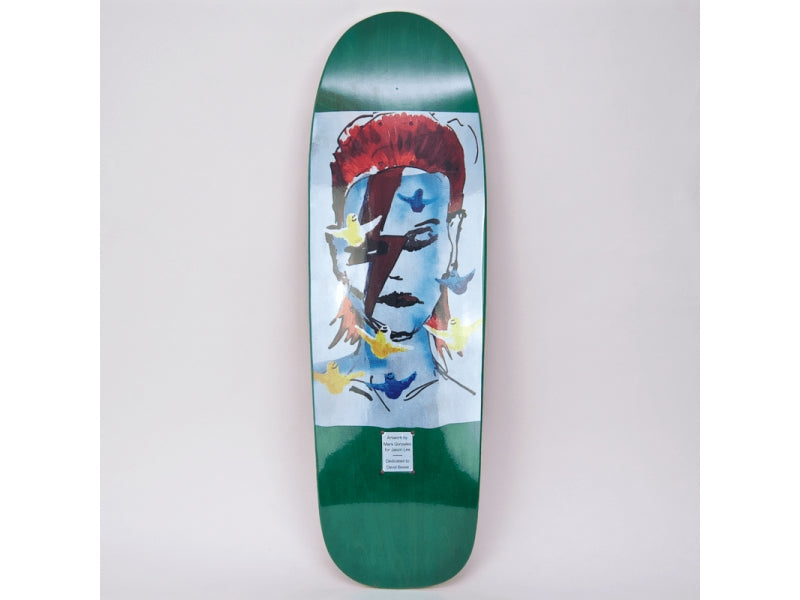 Mark Gonzales- Jason Lee Blind Bowie Skate Deck