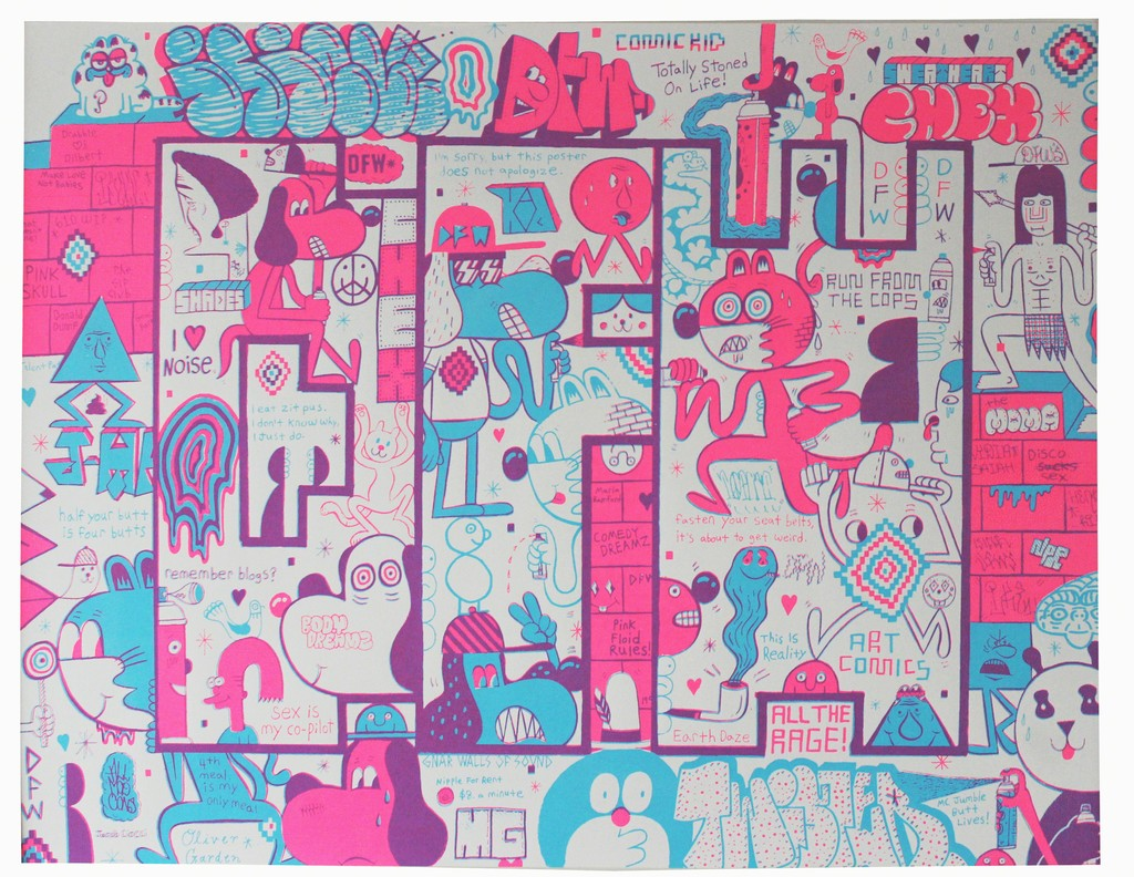 Barry McGee - DFW