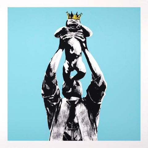 DOT DOT DOT - King Vandal (Blue)