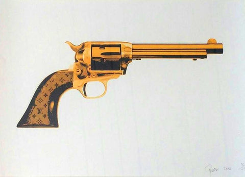 Death NYC - Louis Vuitton Handgun