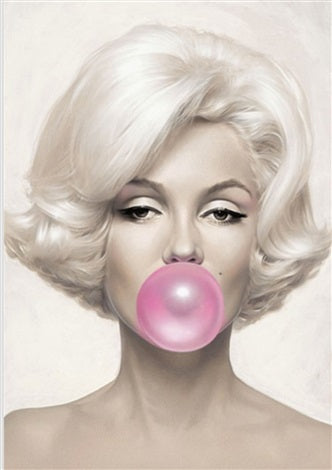 Michael Moebius - Marilyn Bubblegum Large