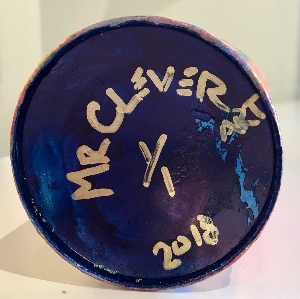 Mr. Clever Art - Extreme Luxury Spray Can (Pink Hermes)