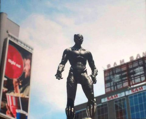 James Manderville - Black Panther in Toronto