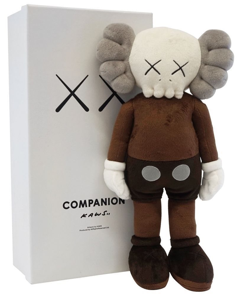 KAWS - Plush Companion
