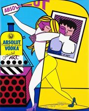 Romero Britto - Absolut
