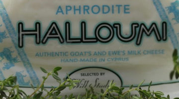 Aphrodite Haloumi - From the Greek goddess of love