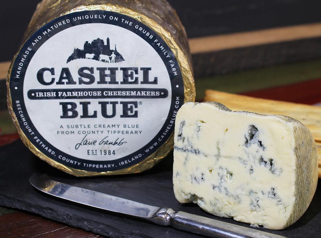 Cashel Blue - It's come a long way from Tipperary