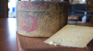 Clothbound Cheddar - From the most chilled cows on the planet