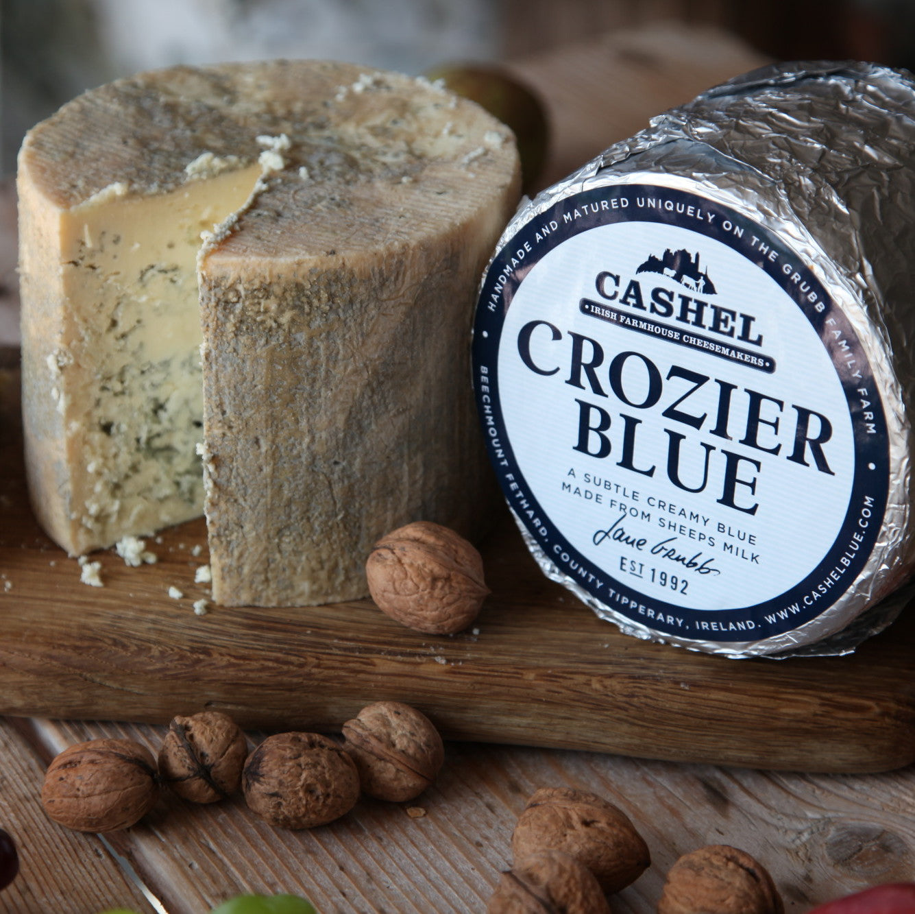 Crozier Blue - A Cheese Converted