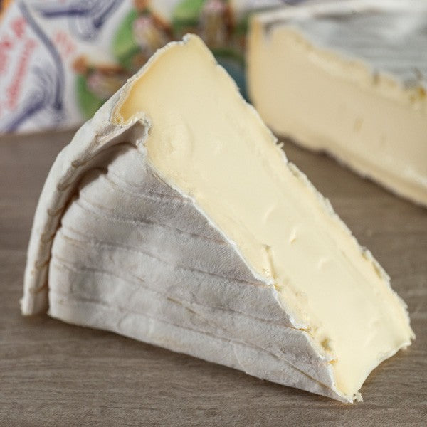 D'affinois Excellence - The cheese equivalent to Twister