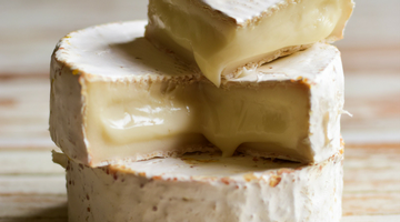 Goat Camembert - An Evolving Cheese