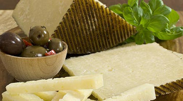 Manchego - The snack of Don Quixote