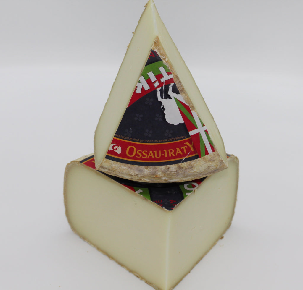 Ossau Iraty - Fighting for Cheese…