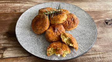 Gorgonzola Biscuits by Peter Russell-Clarke