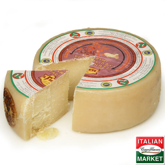 Pecorino Toscano Stagionato - Well that's surprising!