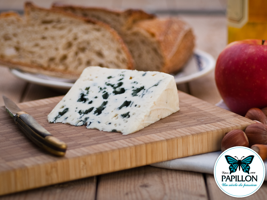 Roquefort - The King of French Cheese