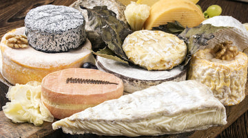 Storing Cheese 101 -  The Basics