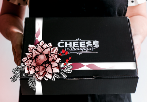 Cheese Therapy Christmas Gifts