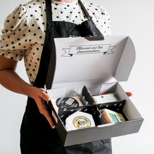 Australian Cheese with Wine & Coffee Hamper