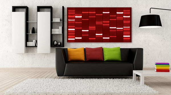 Spectacular DNA Art Wall Painting