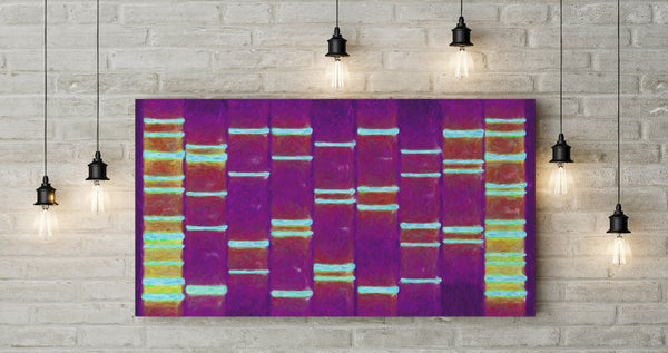 DNA Art Wall Decor