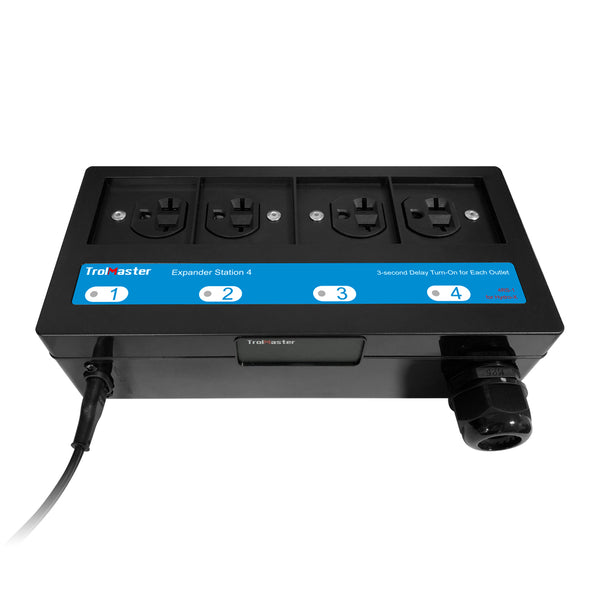 Trolmaster 4RS-1 4 Outlet Expander Station