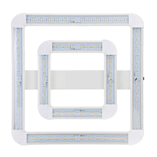 FGI Square 2 LED Full Spectrum PLUS 730nm Far Red LED Grow Light.