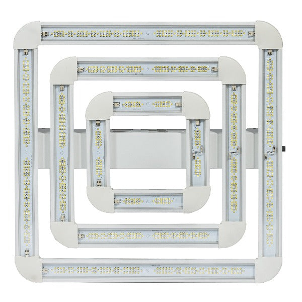 FGI Square 3 LED Our Best Seller 3'x3' Coverage LED for Bloom, Triple Diode Design.