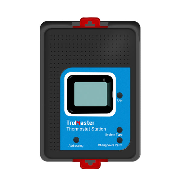 Trolmaster TS-2 Thermostat Station 2 (For Heat Pumps & Conventional HVAC)
