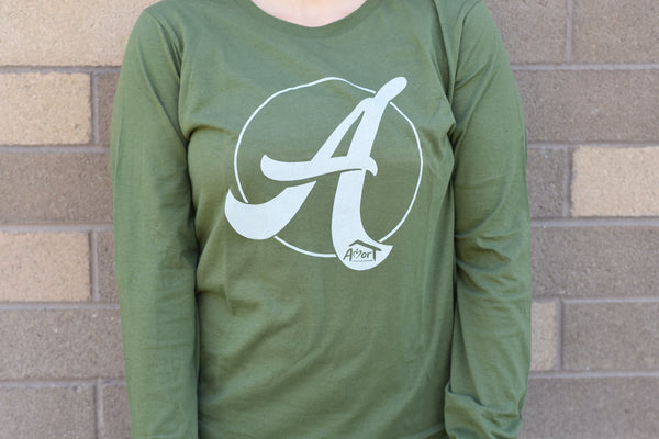 "Amor ""A"" Long Sleeve"