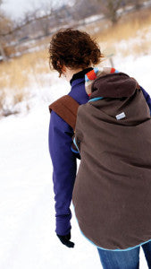 Back Carry in Winter Cover