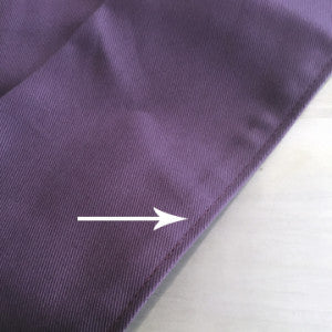 "Shoulder straps are topstitched the full length of the seam, which makes them lay more flat and not get twisted or ""ropey."""