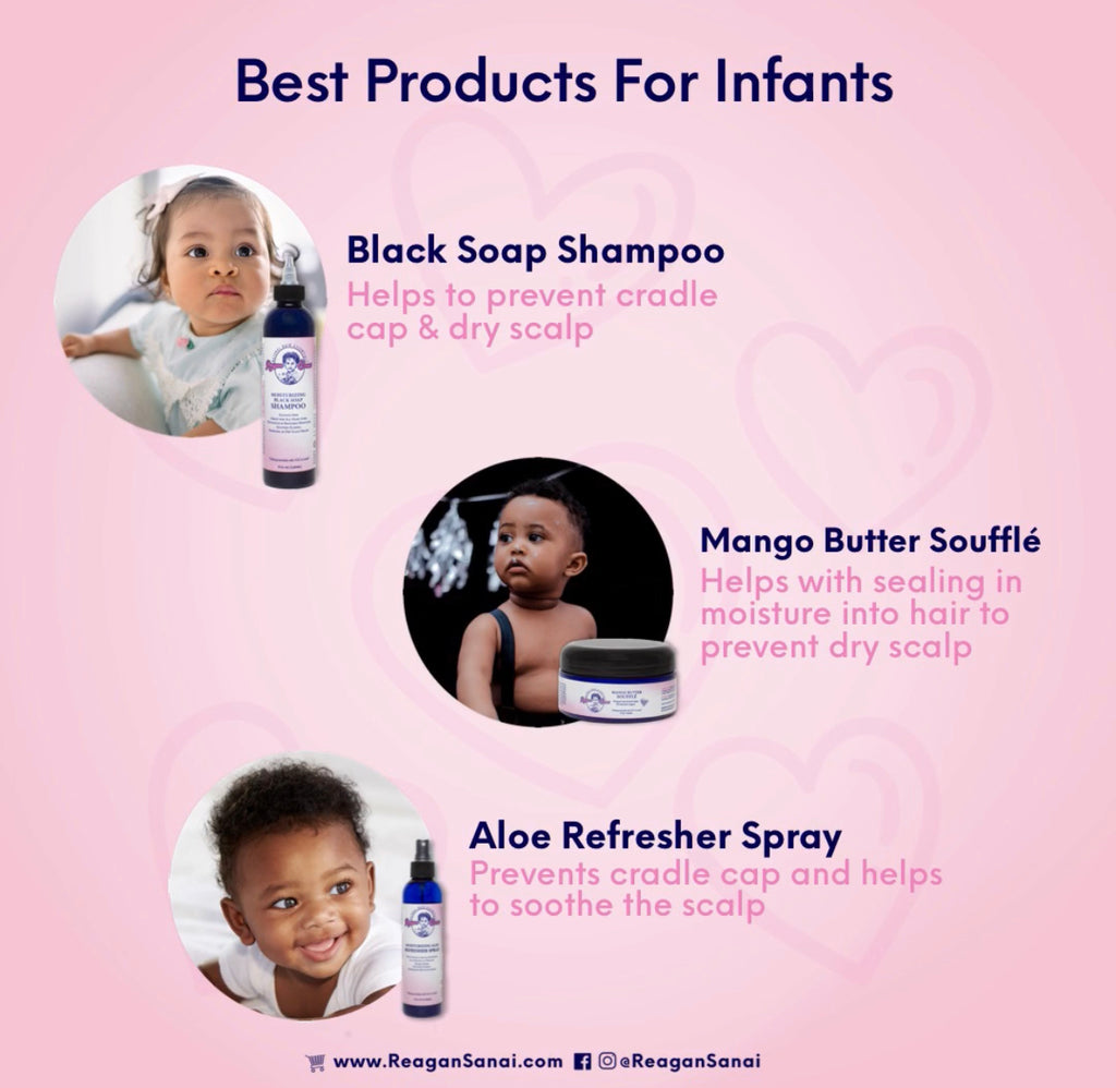 Best Reagan Sanai Products To Use On Infants