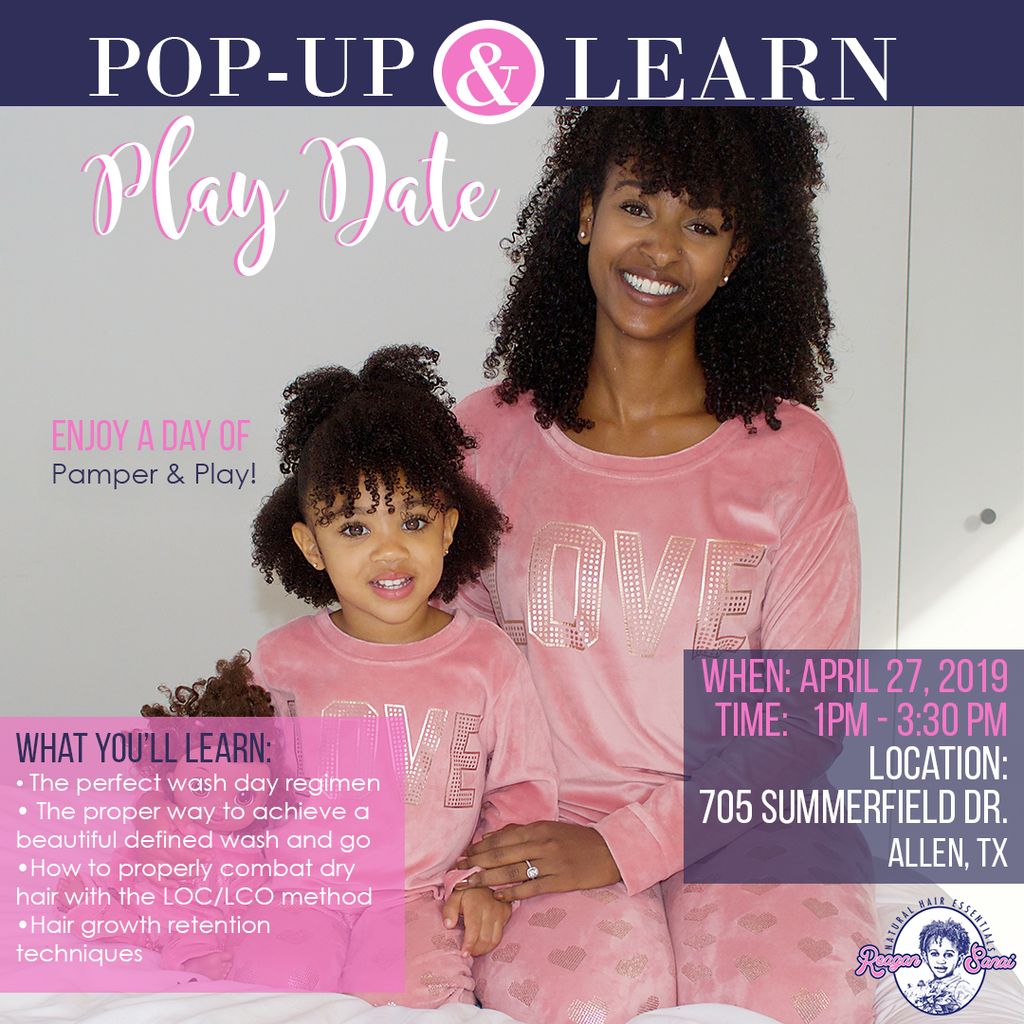 Pop-Up & Learn Play Date (Dallas & Surrounding Areas)