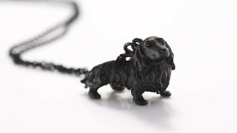 Dachshund Necklace 25% OFF!