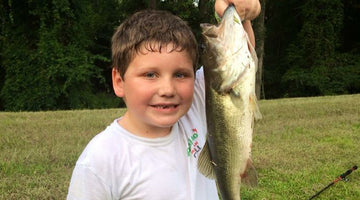 Pond Fishing with Jackson