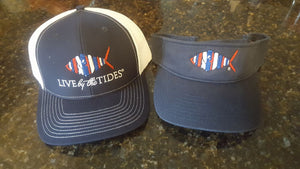 Live By The Tides Visor