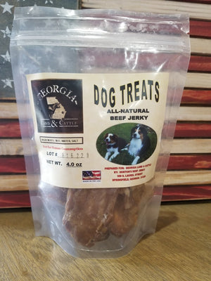 Georgia Land & Cattle Dog Treats