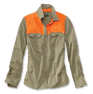 Orvis Women's Midweight Shooting Shirt