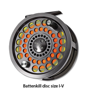 Orvis - Battenkill Disc Reels