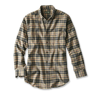 Orvis Lodge Flannel LS Shirt