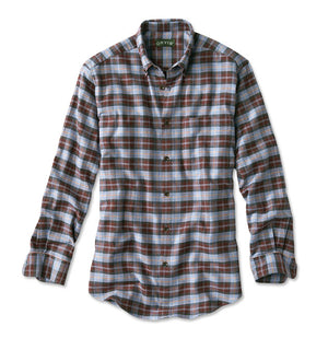 Orvis Luxury Flannel L/S Shirt